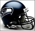 Seattle Seahawks Full Size Authentic Helmet