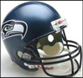 Seattle Seahawks 2002-11 Full Size Replica Throwback Helmet