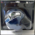 Seattle Seahawks Helmet Bank