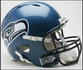 Seattle Seahawks Revolution Full Size Authentic Helmet