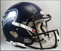 Seattle Seahawks Riddell Authentic Revolution SPEED HYDROFX Helmet