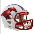 SMU Mustangs NCAA Mini Speed Football Helmet