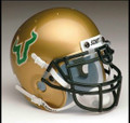 South Florida Bulls Full Size Replica Schutt Helmet