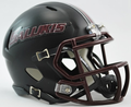 Southern Illinois Salukis Matt Black Mini Speed Helmet