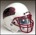 Southern Illinois Sulkis Mini Authentic Schutt Helmet