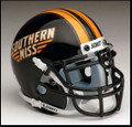 Southern Miss Golden Eagles Mini Authentic Schutt Helmet