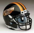 Southern Miss Golden Eagles Full Size Authentic Schutt Helmet
