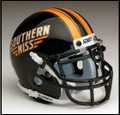 Southern Miss Golden Eagles Full Size Replica Schutt Helmet