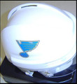 St. Louis Blues Mini NHL Replica Hockey Helmet