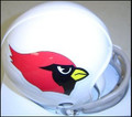 St. Louis Cardinals 1960-04 TB Mini Replica Z2B Helmet