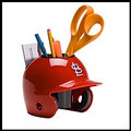 St. Louis Cardinals Mini Helmet Desk Caddy