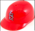 St. Louis Cardinals Replica Full Size Souvenir Batting Helmet