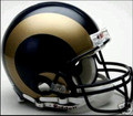 St. Louis Rams Full Size Authentic Helmet