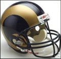 St. Louis Rams Full Size Replica Helmet