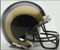 St. Louis Rams Mini Replica Helmet