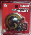 St. Louis Rams NFL Pocket Pro Single Football Helmet