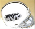 Super Bowl MVP Mini Replica Helmet