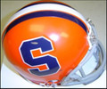 Syracuse Orangemen Mini Replica Helmet