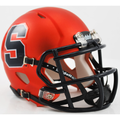 Syracuse Orangemen Mini Speed Helmet