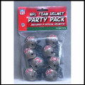 Tampa Bay Bucaneers Gumball Helmet Party Pack