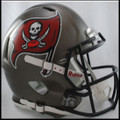 Tampa Bay Buccaneers Authentic Revolution Speed Football Helmet