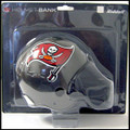 Tampa Bay Buccaneers Helmet Bank