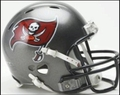 Tampa Bay Buccaneers Revolution Mini Replica Helmet