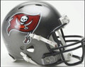Tampa Bay Buccaneers 1997-2013 Mini Speed Helmet