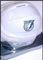 Tampa Bay Lightning Mini NHL Replica Hockey Helmet