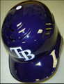Tampa Bay Rays Left Flap CoolFlo Official Batting Helmet