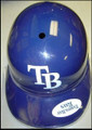 Tampa Bay Rays Replica Full Size Souvenir Batting Helmet