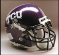 TCU Horned Frogs Full Size Replica Schutt Helmet