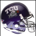 TCU Texas Christian 2010 Rose Bowl Champs Full Size Authentic Helmet