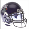 TCU Texas Christian 2010 Rose Bowl Champions Mini Replica Helmet