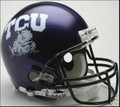 TCU Texas Christian Horned Frogs Full Size Authentic Helmet