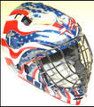 Team USA YOUTH Size Goalie Mask