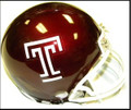 Temple Owls Mini Replica Helmet