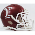 Temple Owls NCAA Mini Speed Helmet