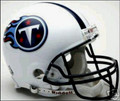 Tennessee Titans Full Size Authentic Helmet