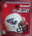 Tennessee Titans NFL Pocket Pro Single Football Helmet