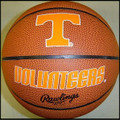 Tennessee Volunteers Full Size Tip Off Basketballs
