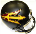Arizona St. Sun Devils Black 2011 Full Size Replica Helmet