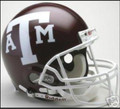 Texas A and M Aggies Full Size Authentic Helmet
