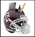 Texas A and M Aggies Helmet Desk Caddy