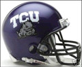 Texas Christian Horned Frogs Mini Replica Helmet