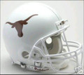 Texas Longhorns Full Size Authentic Helmet