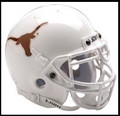 Texas Longhorns Full Size Replica Schutt Helmet