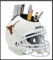 Texas Longhorns Helmet Desk Caddy
