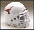 Texas Longhorns Mini Authentic Schutt Helmet