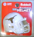 Texas Longhorns NCAA Pocket Pro Single Football Helmet